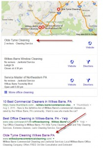 Notice the Yelp listing? We can do this for you too!